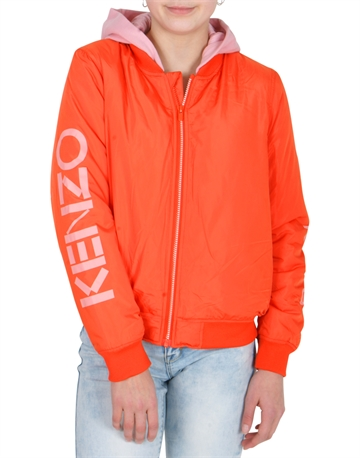 Kenzo Jacket 41018 Vivid Orange