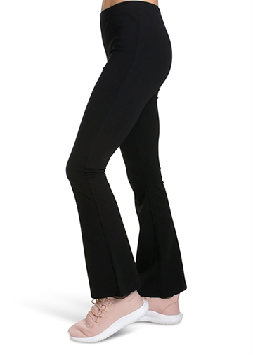 LMTD Girls Pant Bootcut Black