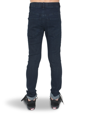 LMTD Boys Jeans Pilou black/Blue denim