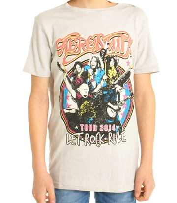LMTD Girls Aerosmith T-shirt