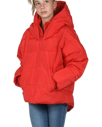 LMTD MEGA pupper jacket RED