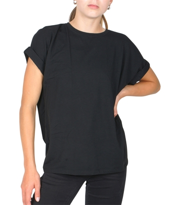 LMTD Girls top DAISY black