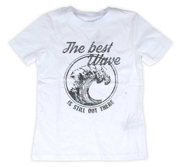 LMTD Boys T-shirt Victor White