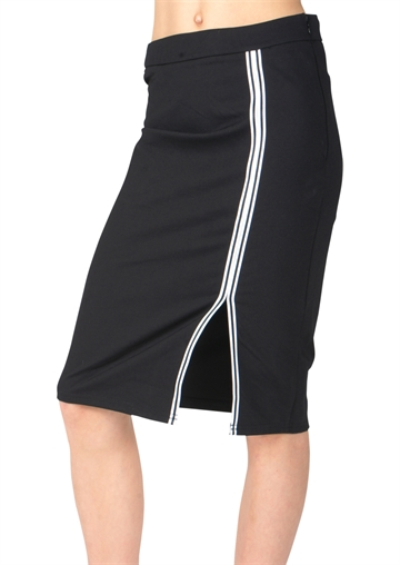 LMTD Girls Skirt Sammy Black