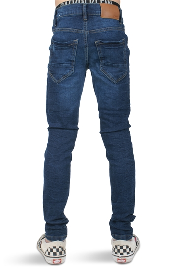 LMTD Boys Jeans Pilou Dark Blue denim
