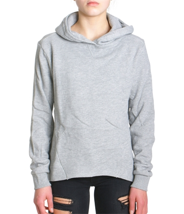 LMTD Girls Sweat Omaj Grey Melange