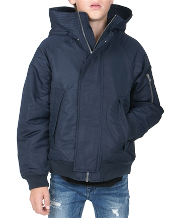 LMTD Boys Bomber Jacket Mayon Sky Captain