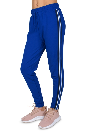 LMTD Girls Pants Sajosse Sweat blå