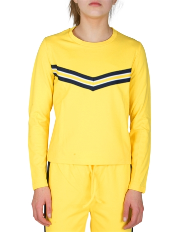 LMTD Girls Top Sajosse Sweat Top True gul