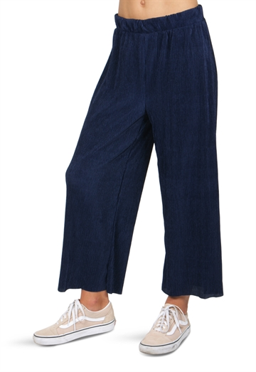 LMTD Girls Pants Neve Wide Sky Captain