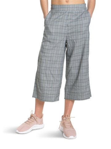 LMTD Girls Pant Culotte Check
