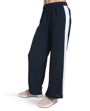 LMTD Girls Wide pant Navy Blue Ovala