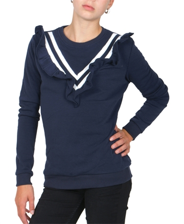 LMTD Girls Sweat Top Nova Sky Captain