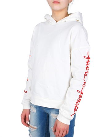 LMTD Girls Sweat Hoodie Nasha Snow White