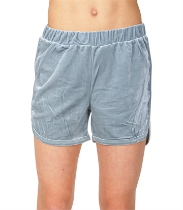 LMTD Girls shorts velvet gray mist