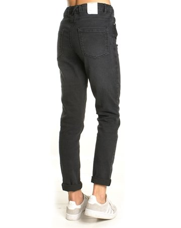 LMTD Girls Jeans nlfrine pant black