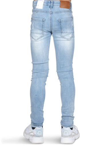 LMTD Boys Jeans Pilou light blue denim