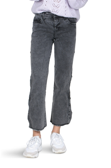 LMTD Girls Jeans batanu W. bottons