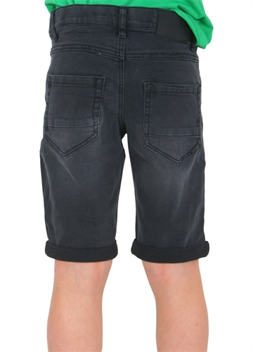LMTD Boys Shorts Shaun Denim Black