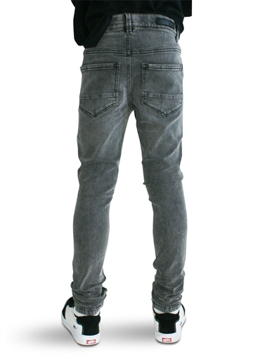 LMTD Boys Jeans Pilou med. grey denim