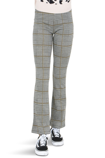 LMTD Girls Pernille Bootcut Pants Check