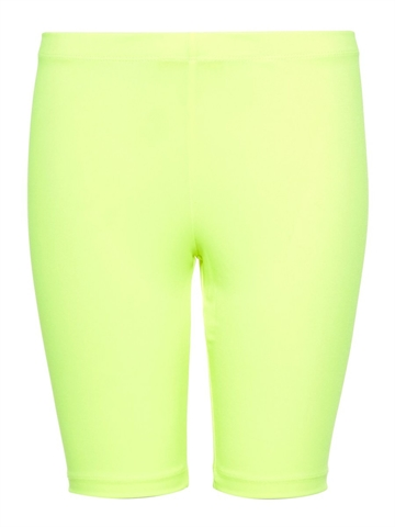 LMTD Halina Biker Legging Safety Yellow