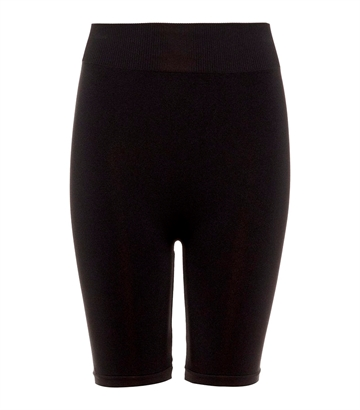 LMTD Haley cykelshorts seamless pants sort