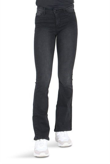 LMTD Girls Jeans bootcut  Berete black denim