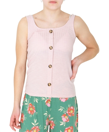 LMTD Girls top Harse sleveless Pink Nectar