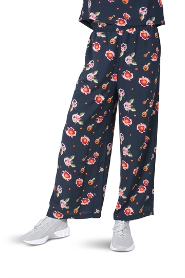 LMTD Girls wide pant pink nectar