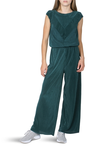 LMTD Girls wide pant suit green