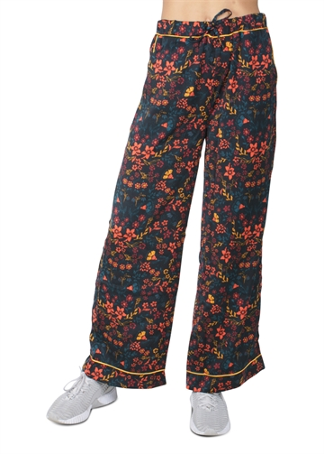 LMTD Girls jilli wide pant bloom