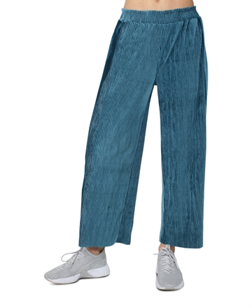 LMTD Girls Wide 7/8 Pant Rina Deep Teal