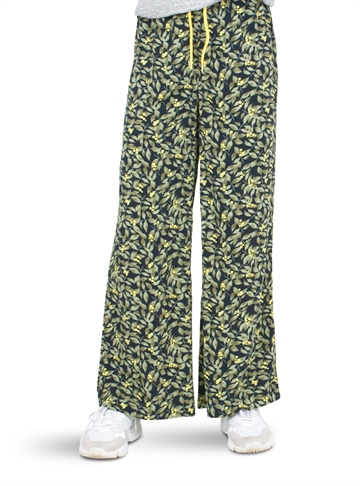 LMTD Girls wide pant sky captain / Floral