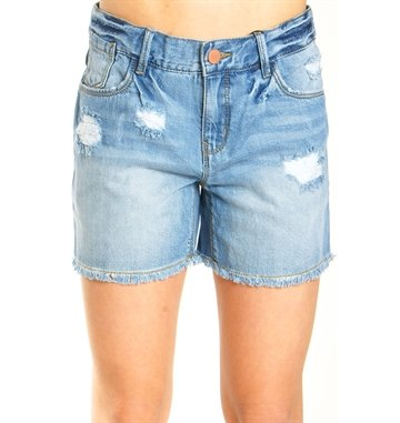 Lmtd Shorts Denim Nitbaran