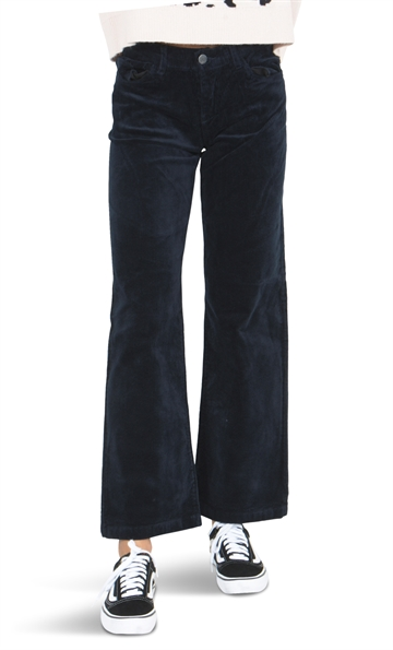 LMTD Girls Wide Pant NLFBANICKA Cord Sky Captain