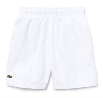 Lacoste junior shorts hvid tennis - 399,-