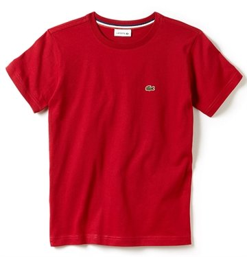 Lacoste T-shirt TJ1442-00 Red