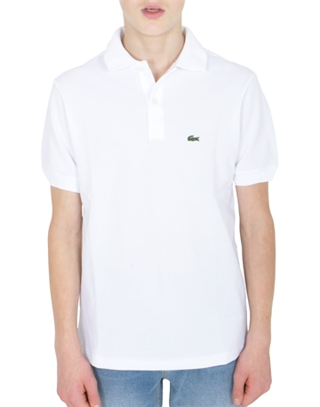 Lacoste Polo Classic s/s Hvid / Blanc