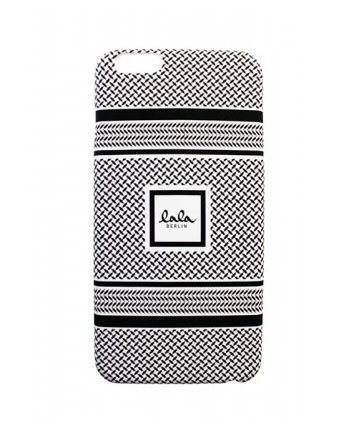 Lala Berlin cover IPH7 Neo White Black