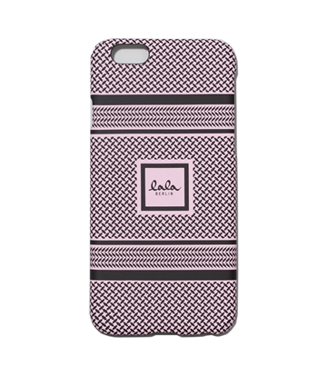 Lala Berlin cover IPH6 Neo Orchid Pink