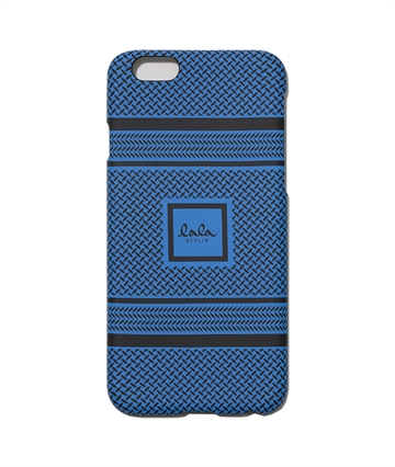 Lala Berlin cover IPH6 Neo Paris Blue