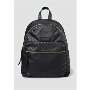 Lala Berlin Backpack Kufiya Black