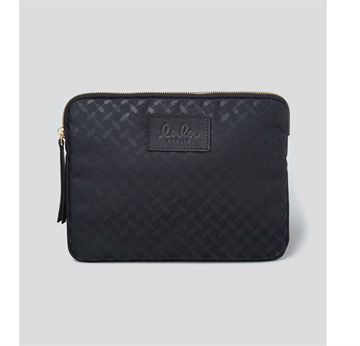 Lala Berlin Ipad Case Kufiya Black
