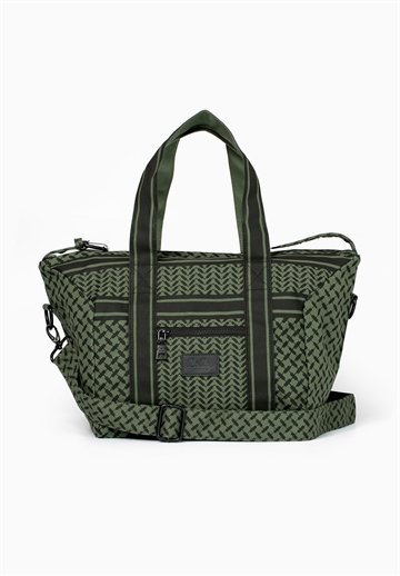 Lala Berlin taske muriel small bag green