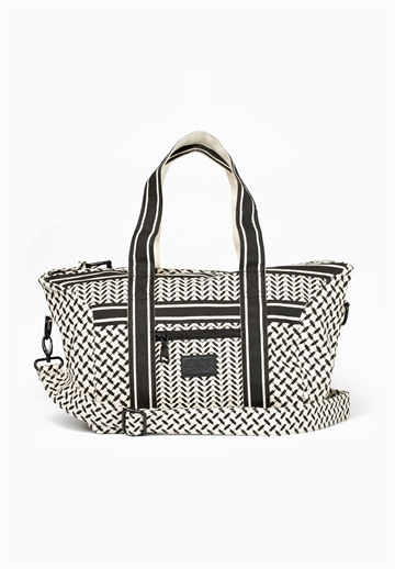 Lala Berlin taske muriel small bag white