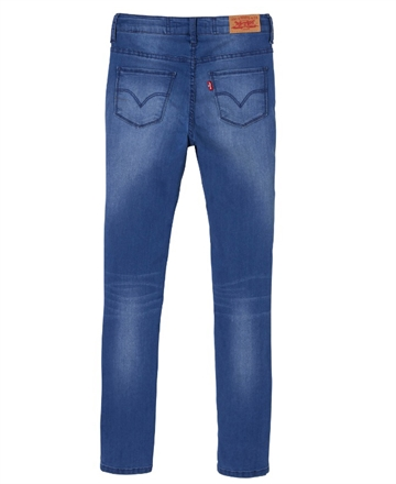 Levis Girls Jeans High Rise 22587 Indigo