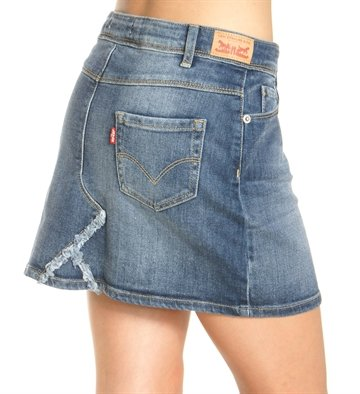 Levis Girls Skirt NK27507 Denim