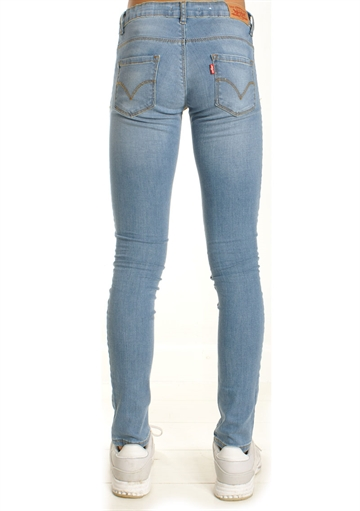 Levis Girls Jeggings 710 denim NL23577