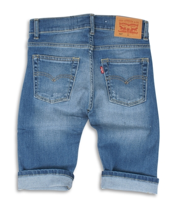 Levis Boys Bermudas 510 denim NL25117
